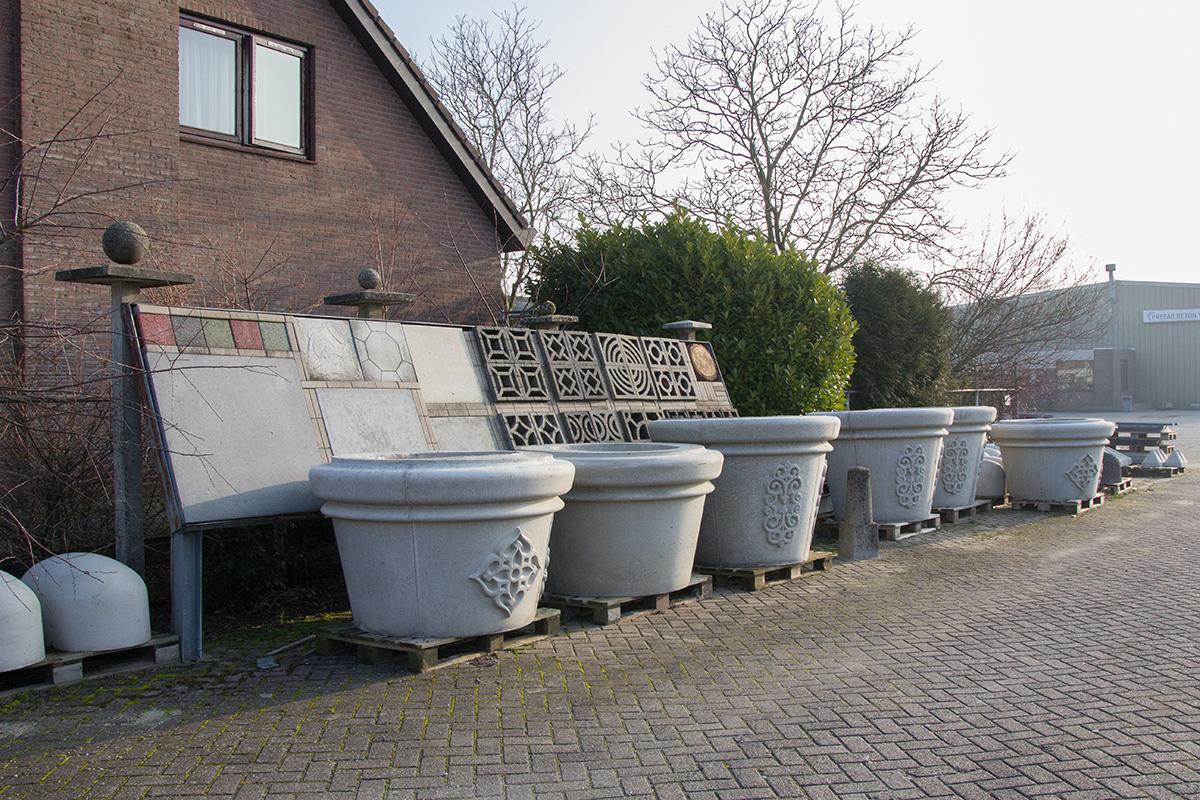 Extreem Producten | Van der Mast Prefab Beton, Goirle #TK51